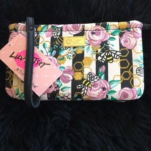Betsey Johnson Bumble Bee Wallet